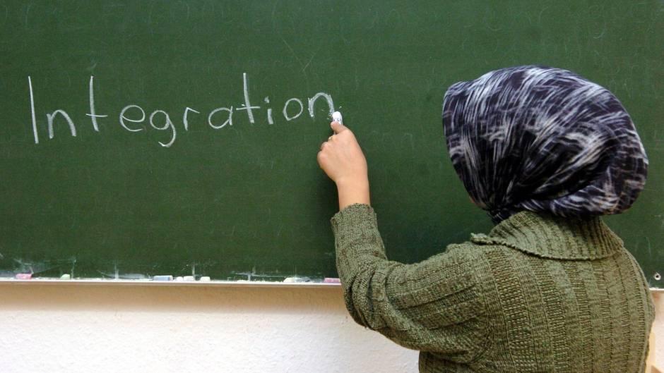 muslime in deutschland gute integration mangelnde akzeptanz. Black Bedroom Furniture Sets. Home Design Ideas