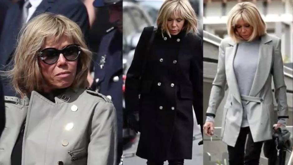 Frankreichs First Lady: Dieses Kleidungsstück trägt Brigitte Macron aus einem einzigen Grund