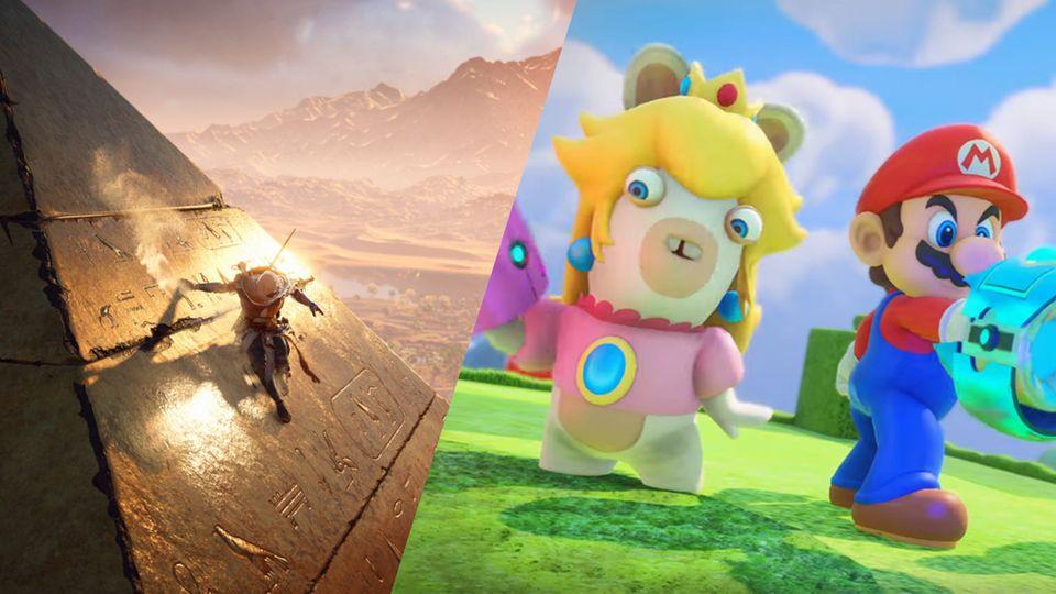 Videospiel-Highlights der Gamescom: Mörder, Monster und irre Hasen - diese Spiele lassen Gamerherzen höher schlagen