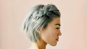 Frisurentipp: 6 Frisuren, für die du nur eine Minute brauchst