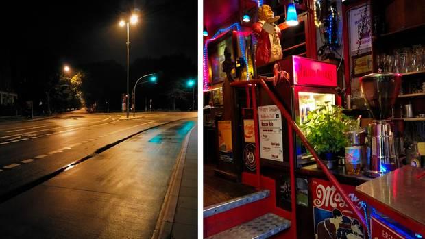 Nachtfoto mit dem Nokia 8