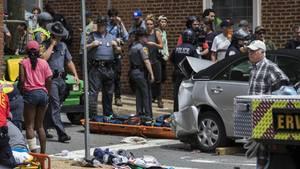Brennan Gilmor filmte die Charlottesville-Todesfahrt - dann wurde er zum Täter erklärt