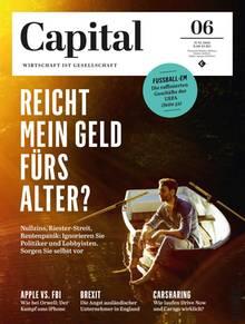 Capital 09/17: Was bin ich meiner Firma wert?
