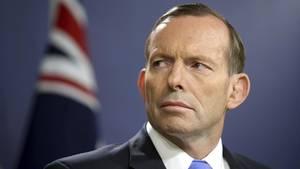 Freund des guten Weins: Der australische Ex-Premierminiester Tony Abbott