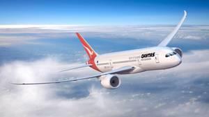 Boeing 787 von Qantas