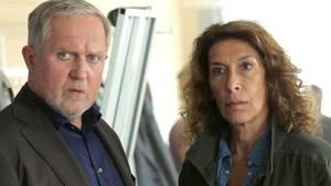 Moritz Eisner (Harald Krassnitzer) und Bibi Fellner (Adele Neuhauser) ermitteln im Notfall-Gebiet.