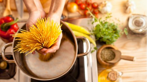 Vermeiden Sie diese Fehler - und ihre Pasta gelingt perfekt!