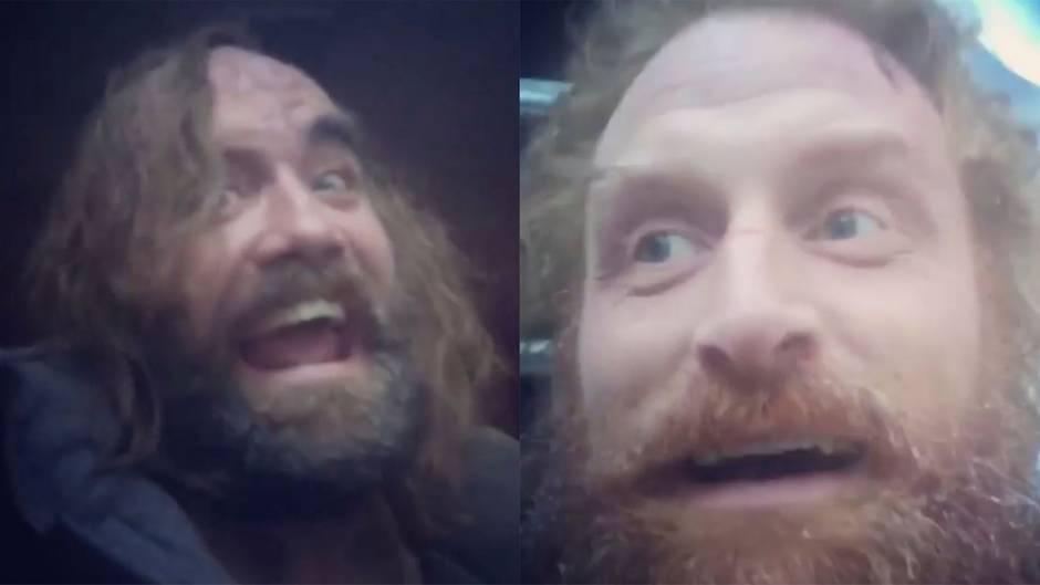 """Musikalische Krieger: So lustig geht es am Set von """"Game of Thrones"""" ab"""
