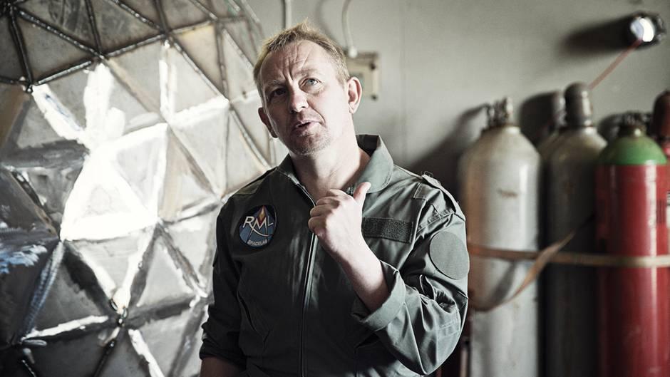 """Mutmaßlicher Mörder von Kim Wall: """"Amateurs in Space"""": Doku zeigt besessenen Tüftler Peter Madsen"""