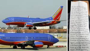 Zwei Boeing 737 des US-Billigfliegers Southwest