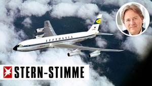 Lufthansa Boeing 707