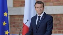 Frankreichs Staatschef Macron gibt 26.000 Euro für Schminke aus