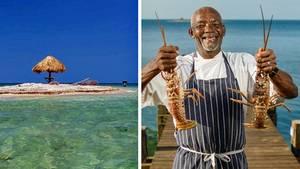 Den teuersten Urlaub der Welt gibt´s auf Calala Island in der Karibik