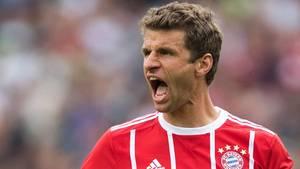 Thomas Müller wettert gegen FC Bayern Coach Ancelotti