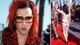 Marilyn Manson und Rose McGowan