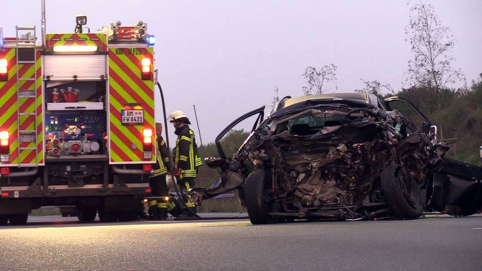 Unfall Kriftel Heute