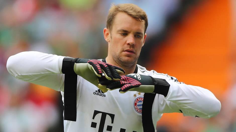 Manuel Neuer ist enttäuscht, dass er nicht im Nationalmannschaftskader steht