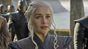 """Emilia Clarke in einer Szene aus """"Game of Thrones"""""""