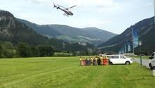 Fünf Tote nach Bergsteigerunglück in Österreich sollen Deutsche sein