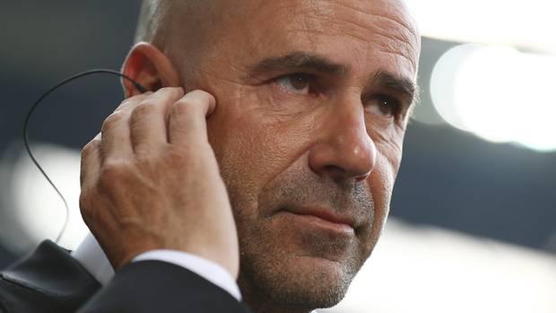 BVB-Coach Peter Bosz befeuerte am Wochenende unfreiwillig die Gerüchteküche