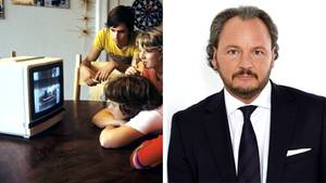 Fernsehen in den 1970er Jahren und Freenet-Chef Christoph Vilanek