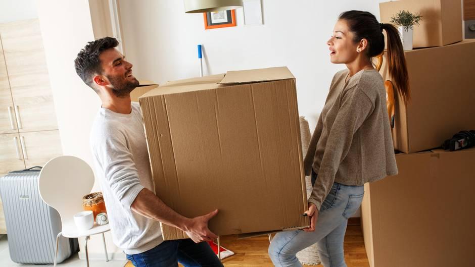 Miete, Kaution, Vertrag: Das müssen Sie zum Thema Wohnen wissen