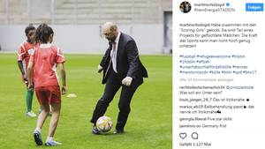 Instagram Martin Schulz