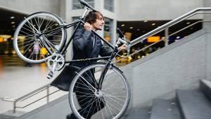 Ist das Herrenrad wirklich so gefährlich?