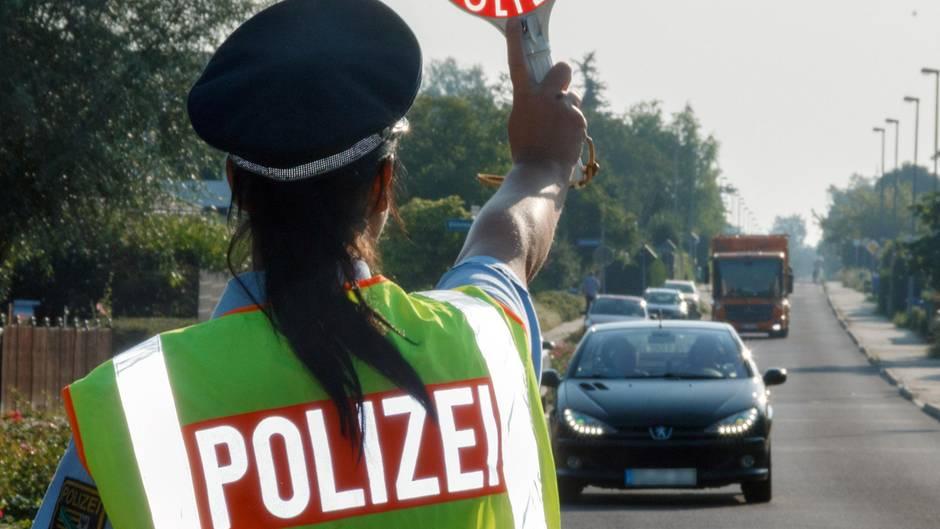 Gehalts-Check: Das verdienen Polizisten