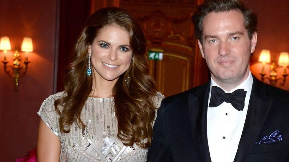 Madeleine und Chris O'Neill: Die bewegte Liebesgeschichte der schwedischen Prinzessin