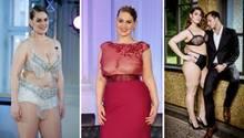 Curvy-Supermodel-Gewinnerin Hanna
