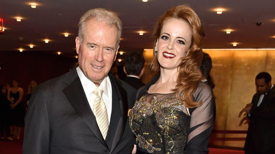 Der Milliardär Robert Mercer und seine Tochter Rebekah fördern Breitbart