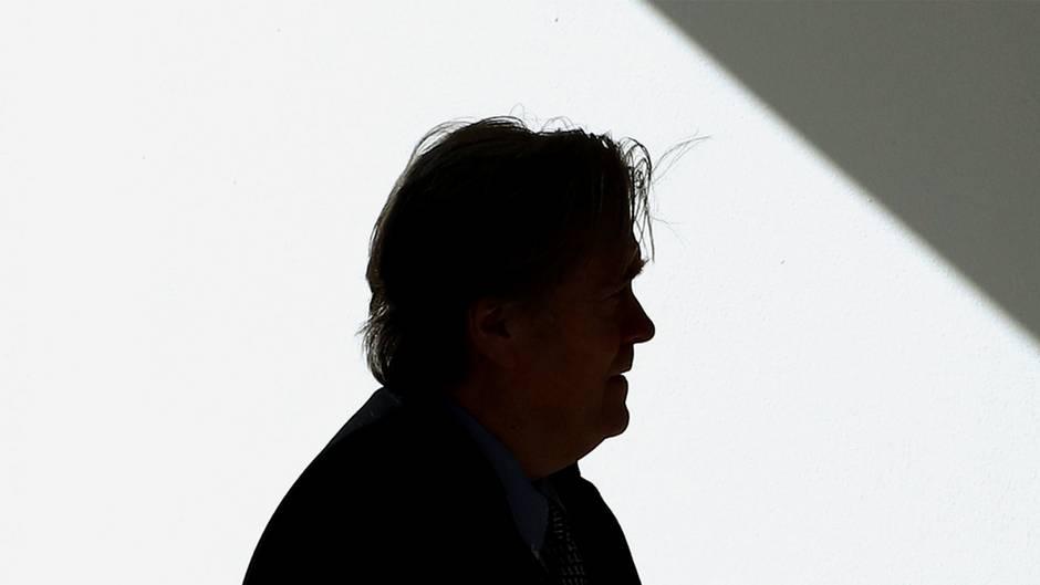 Breitbart-News Chef Steve Bannon: Angriff des Schattenmannes