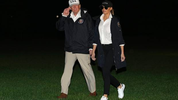 Melania Trump Sneaker