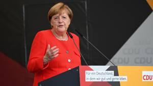 Bundesanwaltschaft weist 1.000 Strafanzeigen gegen Merkel ab