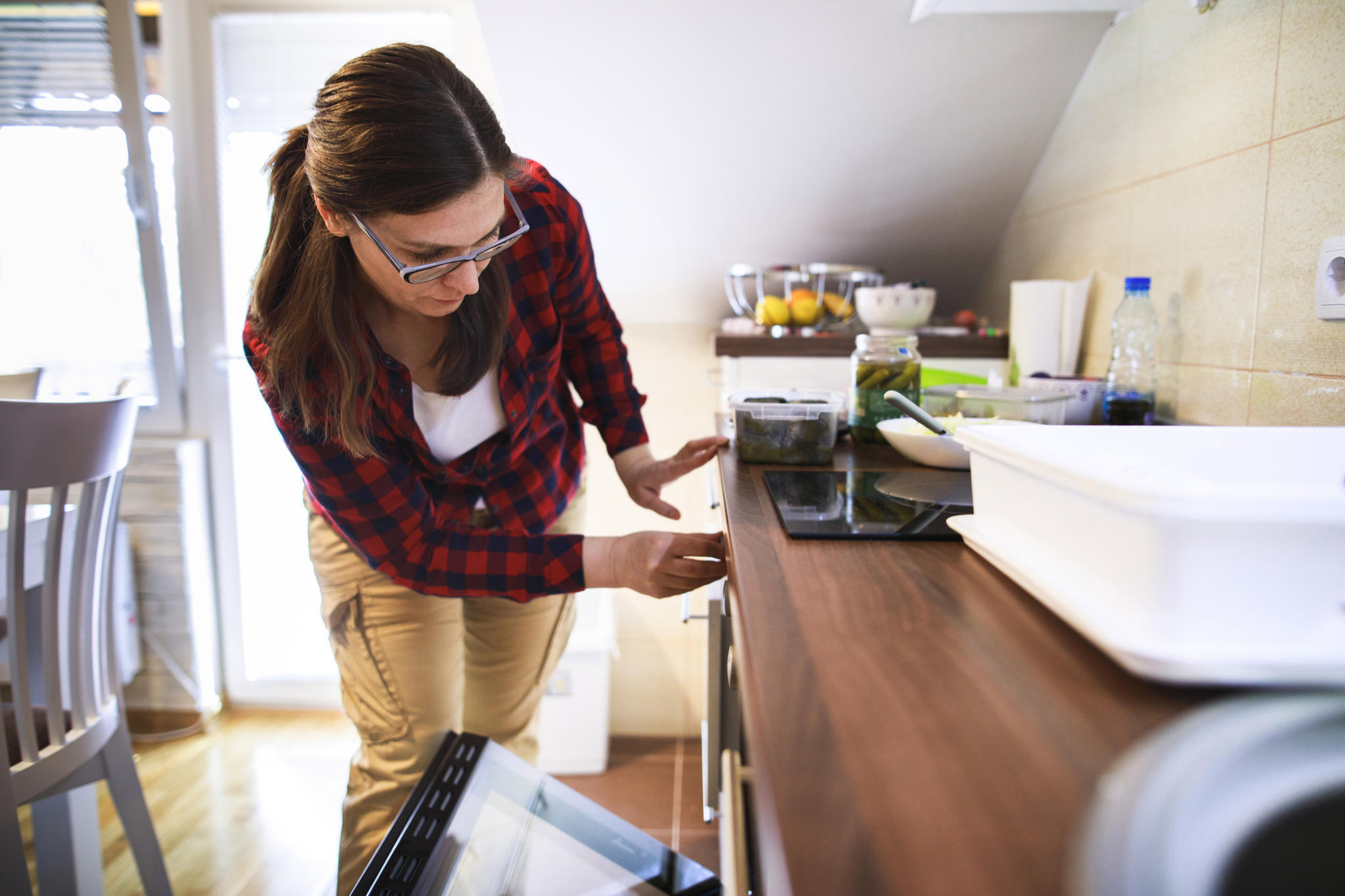 Strom Sparen In Der Küche So Sparen Sie 100 Euro Im Jahr Sternde