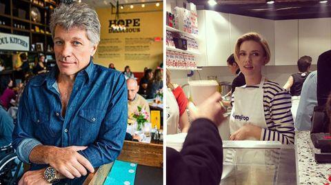 Promis als Küchenchefs – diese Restaurants gehören den Stars