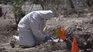 Spurensicherung Vermisste Mexiko Drogenkrieg