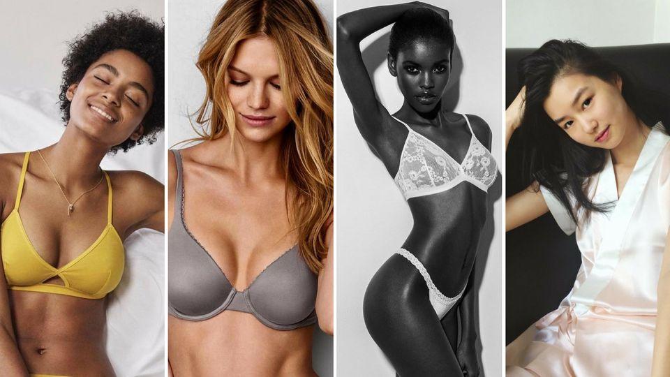 Victoria's Secret - so international war der Catwalk noch nie