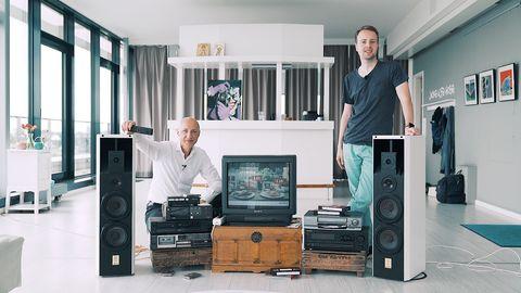 Fernseher, Beamer & Lautsprecher: So motzen Sie Ihr Heimkino auf