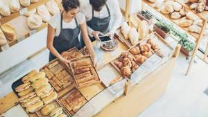 Handwerksbäckereien sind hierzulande selten. Trotzdem fühlt sich ein Anwohner von einer bayerischen Backstube (geruchs-)belästigt. (Symbolbild)