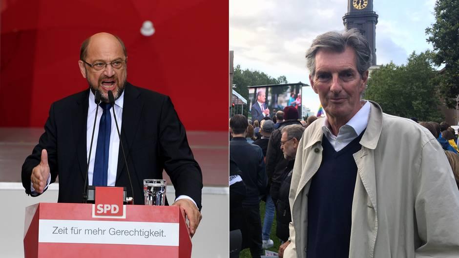 Analyse vom SPD-Wahlkampf: So stehen die Chancen von Martin Schulz