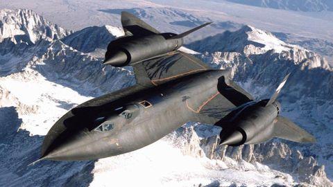 Die SR-71 Blackbird ist eine unerreichte Legende.