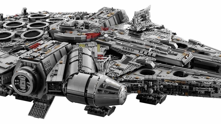 Lego Millennium Falcon Star Wars