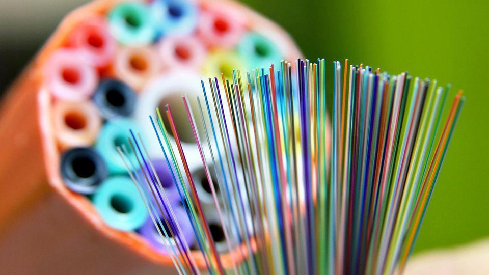 Glasfaseranschluss Telekom