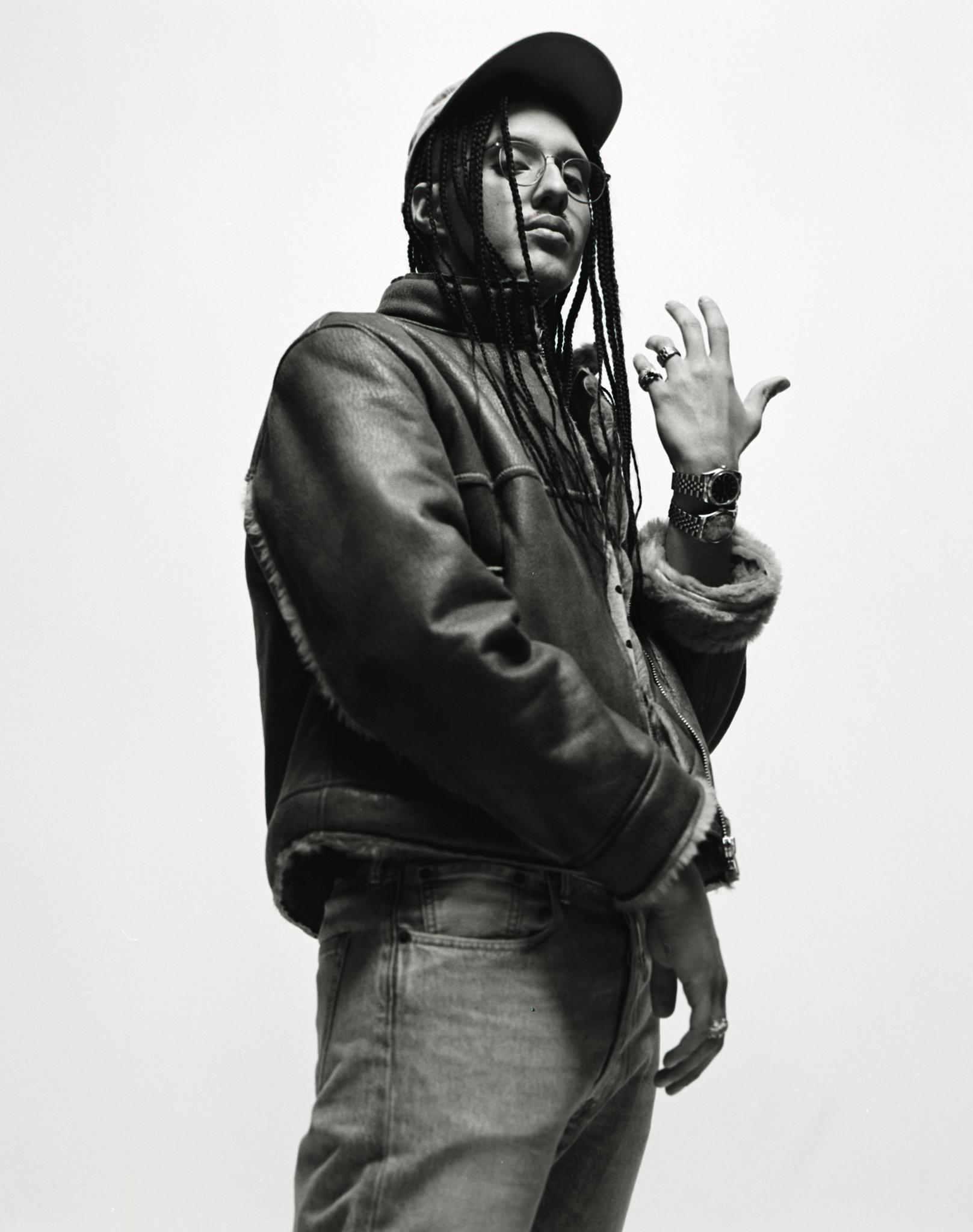 Rap Necomer Wenn Vollstandig Erwachsene Rin Horen Verstehen Sie