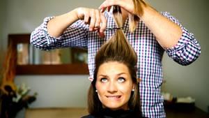 Wenn der Frisör die Frisur verfuscht