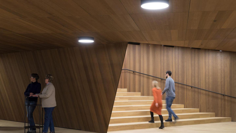 Foyer zum Kleinen Saal der Elbphilharmonie.