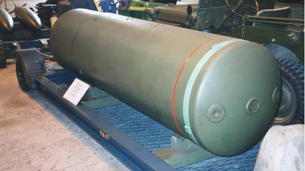 Die HC 4000 sieht wie ein Wassertank aus.