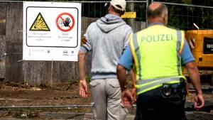 Frankfurt: Bombe sorgt für Massenevakuierung